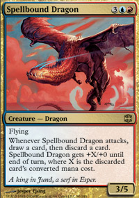 Spellbound Dragon