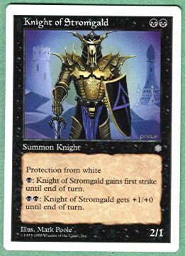 Knight of Stromgald