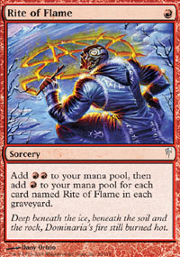 Rite of Flame