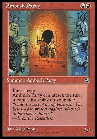 Ambush Party (2 versions)