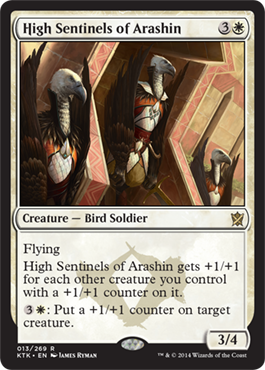 High Sentinels of Arashin
