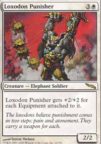 Loxodon Punisher