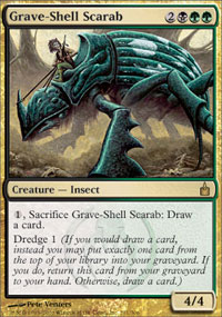 Grave-Shell Scarab