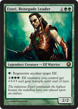 Ezuri, Renegade Leader