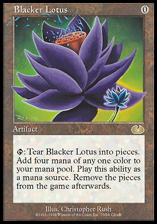 Blacker Lotus
