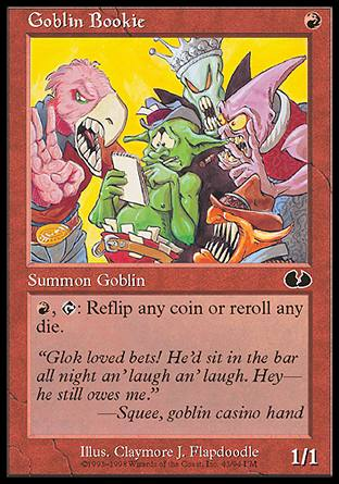 Goblin Bookie