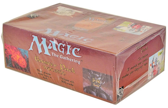 Unlimited Edition Booster Box
