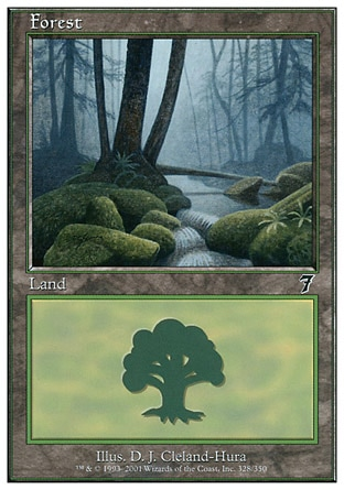Forest (4 versions)