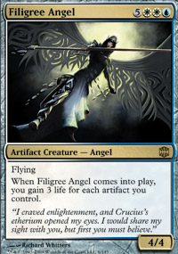 Filigree Angel