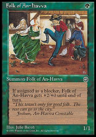 Folk of An-Havva (2 versions)