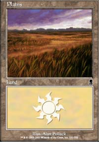 Plains (4 versions)