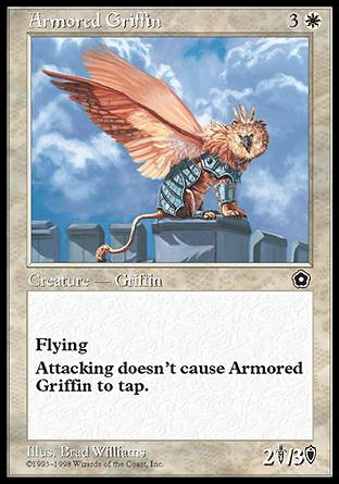 Armored Griffin
