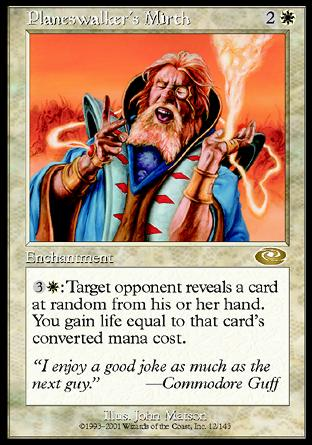 Planeswalker's Mirth