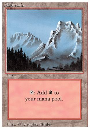 Mountain (3 versions)