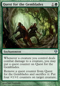 Quest for the Gemblades