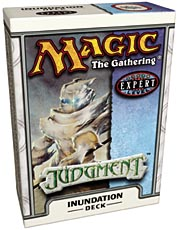 Judgment Preconstructed Deck