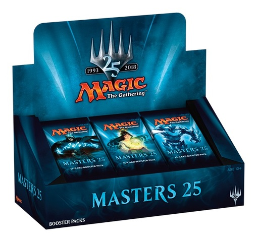 Masters 25 Booster Box