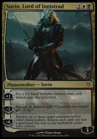 Sorin, Lord of Innistrad (SvT)
