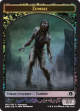 Zombie (Double Sided foil)