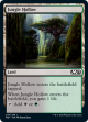 Jungle Hollow (Foil) - Core Set 2021