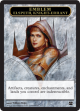 Emblem-Elspeth, Knight Errant (Token)